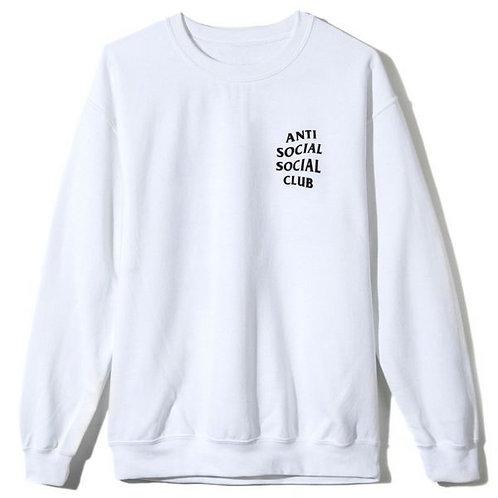 Nemesis White ASSC Sweatshirt