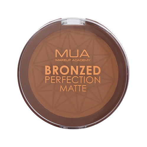 Makeup Academy Bronzed Perfection Matte Sunset Tan