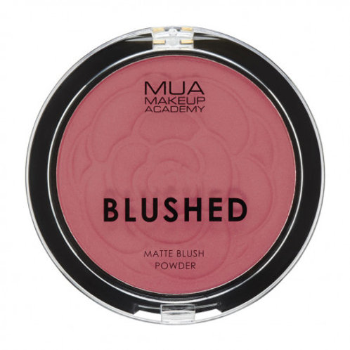 MUA Blushed Matte Powder - Rouge Punch
