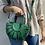 Thumbnail: Allure Green Shell Bag