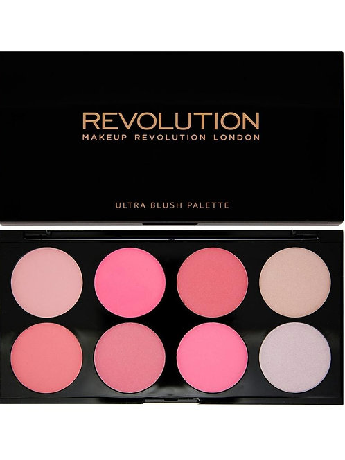 Makeup Revolution Blusher Blush Palette - All About Pink