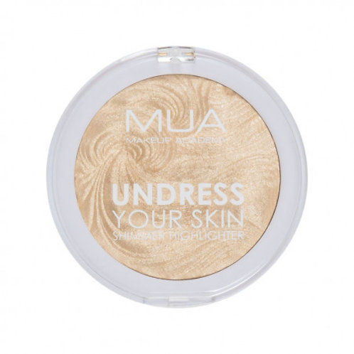 Makeup Academy Highlighting Powder Undress Your Skin - Golden Scintillation
