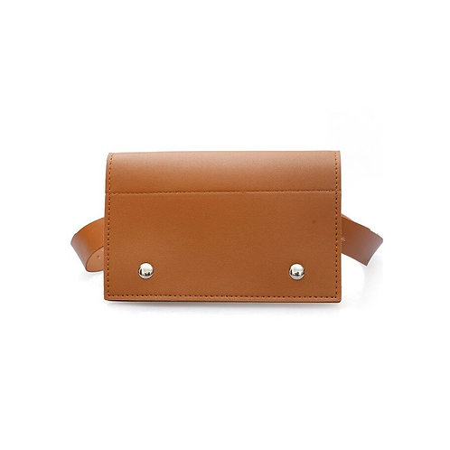 "Allure Sandstone ""Split"" Crossbody & Belt Bag"
