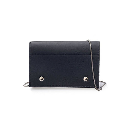 "Allure Black ""Split"" Crossbody & Belt Bag"