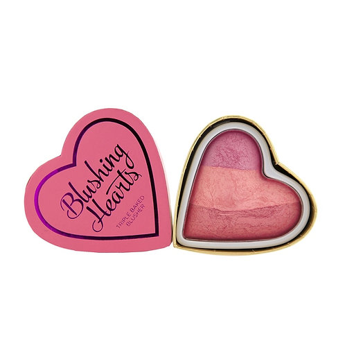 I Heart Revolution Blushing Hearts - Blushing Heart Blusher