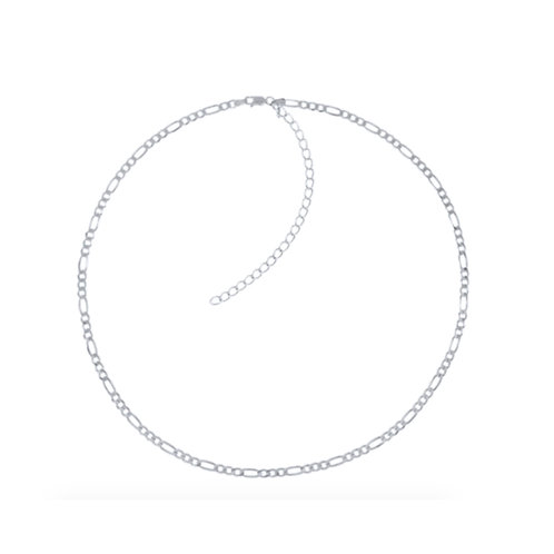 925 Sterling Silver Paperclip Necklace