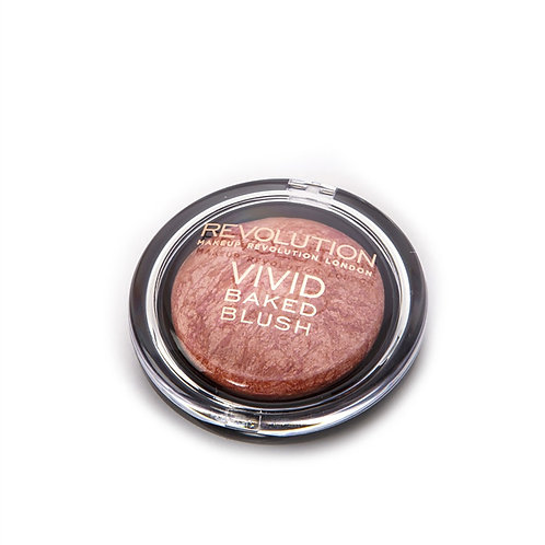 Revolution Baked Mini Blusher - Make Love Instead