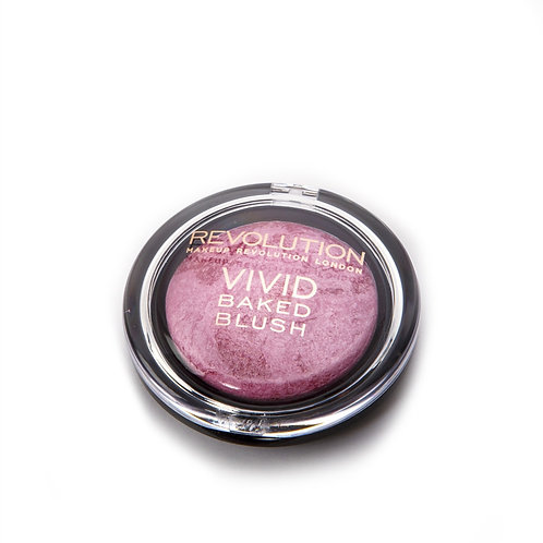 Revolution Baked Mini Blusher - Bang Bang You're Dead