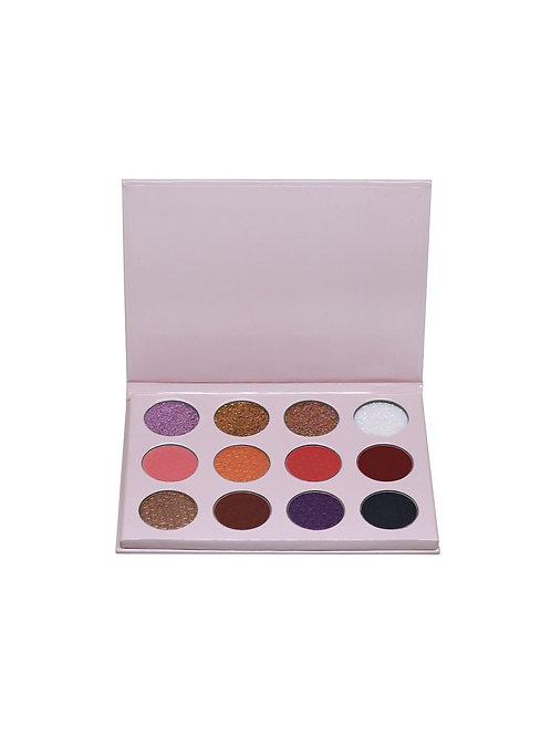 Ciel By Alya Cardinal Shades Eyeshadow Palette
