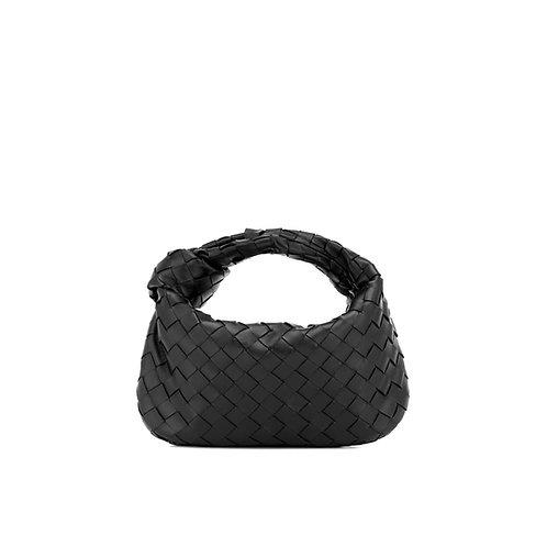 Allure Black Knot Bag