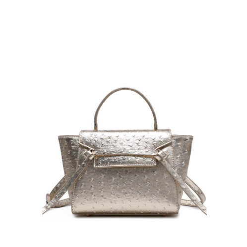 Allure Gold Ostrica Handbag