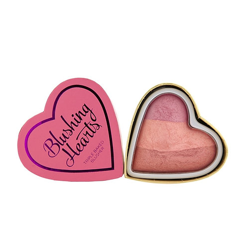 I Heart Revolution Blushing Hearts - Candy Queen of Hearts Blusher