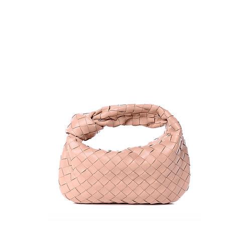 Allure Pink Knot Bag