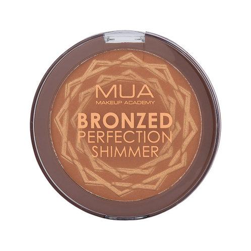 Makeup Academy Bronzed Perfection Shimmer Sahara Sunlight