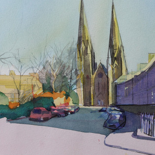 Saint Marys Episcopalian Cathedral 2020 SOLD