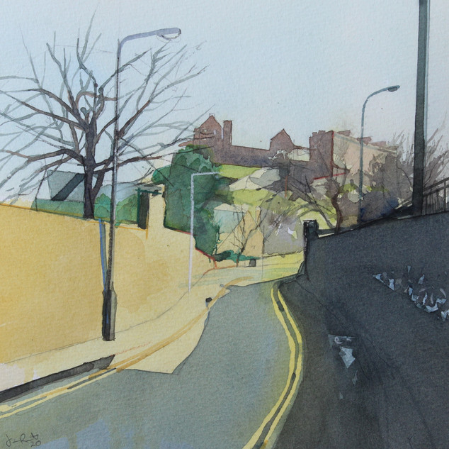 To the Grassmarket, Kings Stables Road 2020