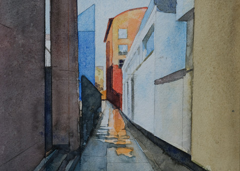 Hollyrood Alley Three
