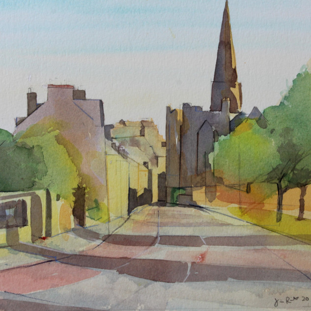 To the City, Bruntsfield 2020 SOLD