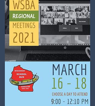 Regional Meeting Online Registration - Member
