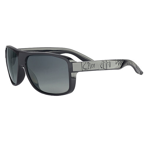 Style: High Roller Aphotic™ Steel Polarised med-lge