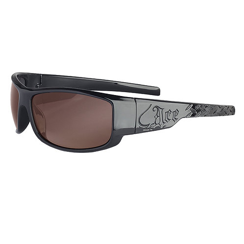 Style: Battle Ready Aphotic™ Axinite Polarised med-lge