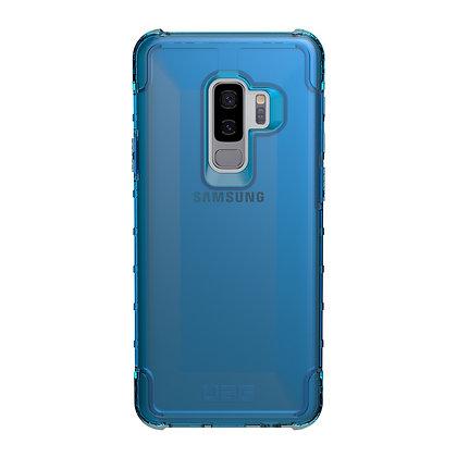 UAG Samsung Galaxy S9+ Plyo Case, Glacier (Blue Transparent)