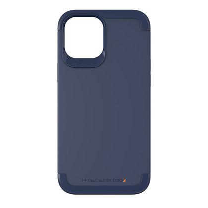 "Gear4 iPhone 12 Pro Max 6.7"" D3O Wembley Palette, Navy Blue"
