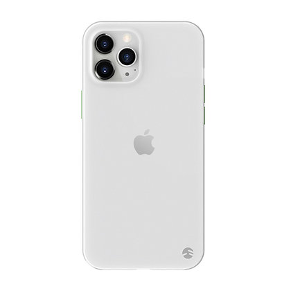 "SwitchEasy iPhone 12 Pro 6.1"" 0.35 Ultra Slim PP Case, Transparent White"
