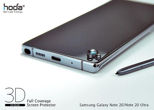 Hoda Samsung Galaxy Note20 5G Tempered Glass, 3D UV Full Glue