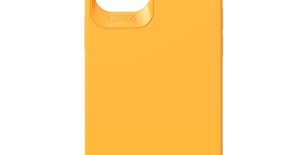 Gear4 iPhone 12 mini D3O Wembley Palette, Saffron Yellow