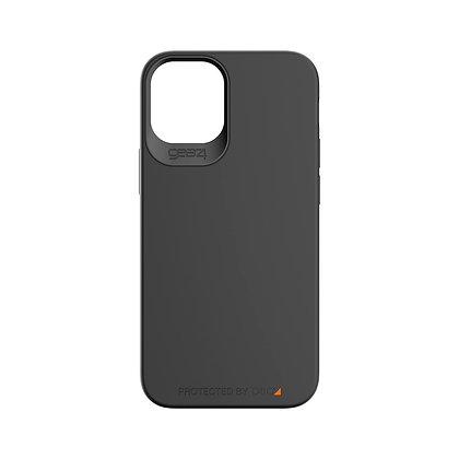 "Gear4 iPhone 12 mini 5.4"" D3O Holborn Slim, Black"