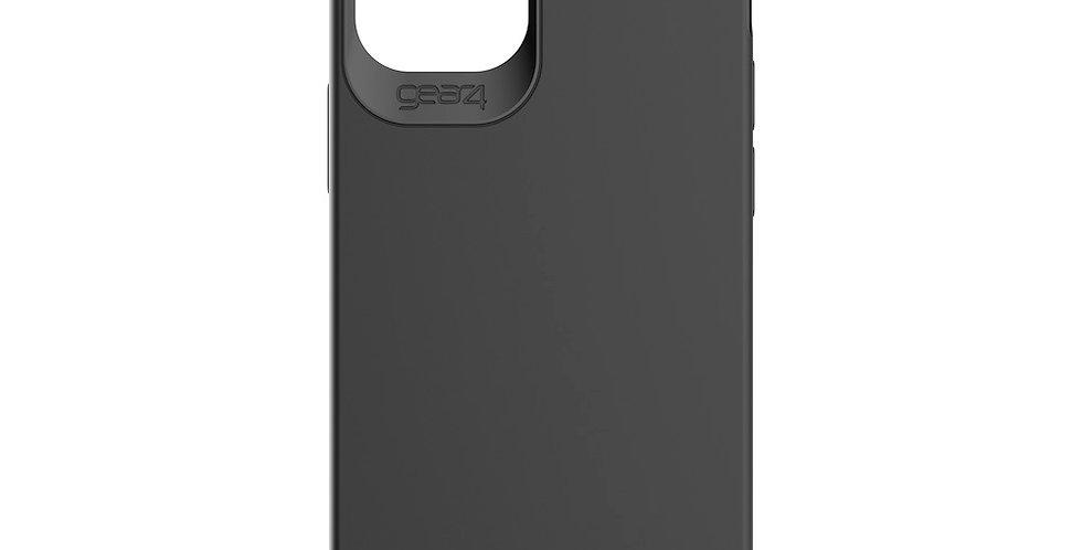 Gear4 iPhone 12 mini D3O Holborn Slim, Black
