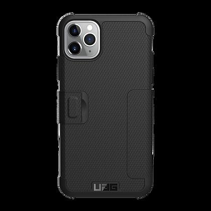 """UAG iPhone 11 Pro Max 6.5"""" Metropolis Case, Black"""