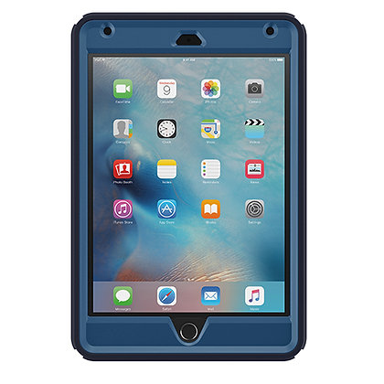 OtterBox Defender iPad mini 4, Indigo Harbor (Blue/Blue)
