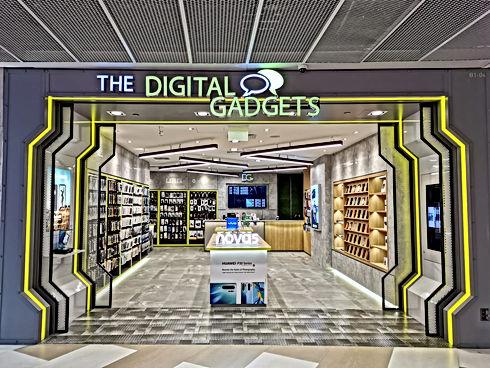 The Digital Gadgets Funan Mall
