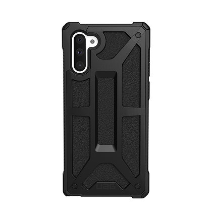 UAG Samsung Galaxy Note 10 Monarch Case, Black