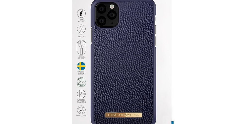 iDeal Of Sweden 11 Pro Max Fashion Saffiano, Navy