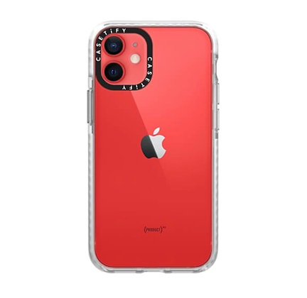 "Casetify iPhone 12 mini 5.4"" Impact Case, Frost"