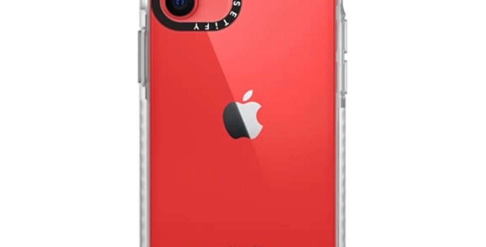 Casetify iPhone 12 mini Impact Case, Frost