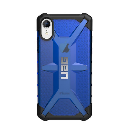 UAG iPhone XR Plasma Case, Cobalt (BlueTransparent)