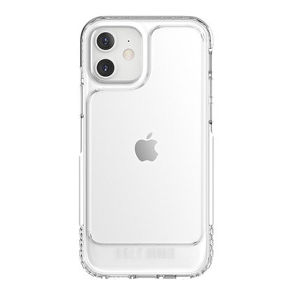 "Ugly Rubber iPhone 12/12 Pro 6.1"" U-Model, Clear"