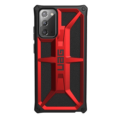 UAG Samsung Galaxy Note20 5G Monarch Case, Crimson