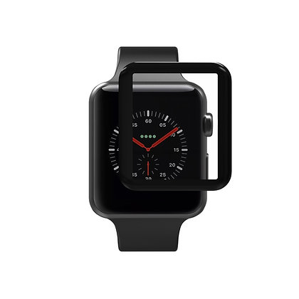 InvisibleShield Apple Watch Series 3 (38mm) Glass Curve Elite