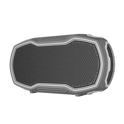 Braven Speaker Ready Prime Outdoor Waterproof Bluetooth, Grey/Orange