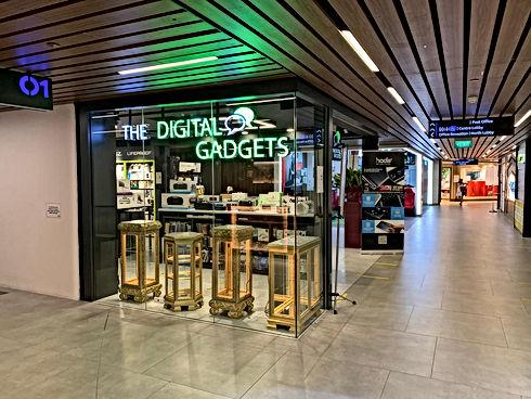 The Digital Gadgets Singpost Centre Outlet