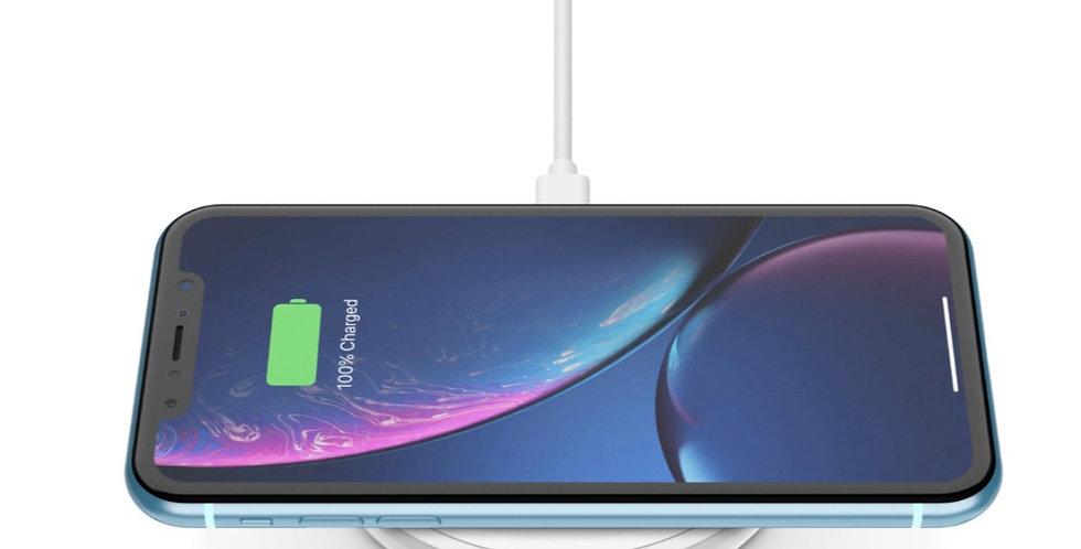 Belkin Boostup Wireless Charging Pad (10W), White
