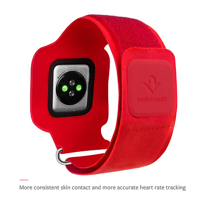 Twelve South ActionSleeve for Apple Watch 42-L (red)