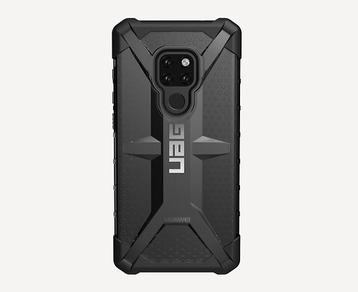 UAG Huawei Mate 20 Plasma Case, Ash (Transparent)