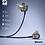 Thumbnail: iFrogz Audio Sound Hub Wireless Earbud XD2, Navy