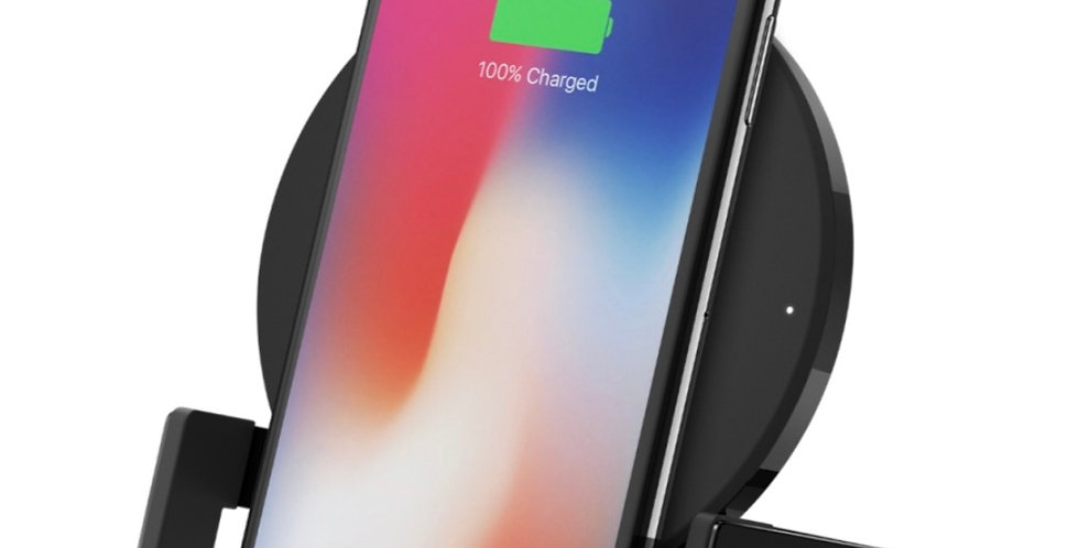 Belkin Boostup Wireless Charging Stand (10W), Black